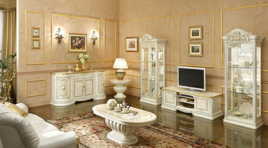 The Leonardo Italian Display Cabinet Offers A Unique Look, Design And  Elegant To Any Room Decors Creating A Visually Interesting And Pleasing  Interior.