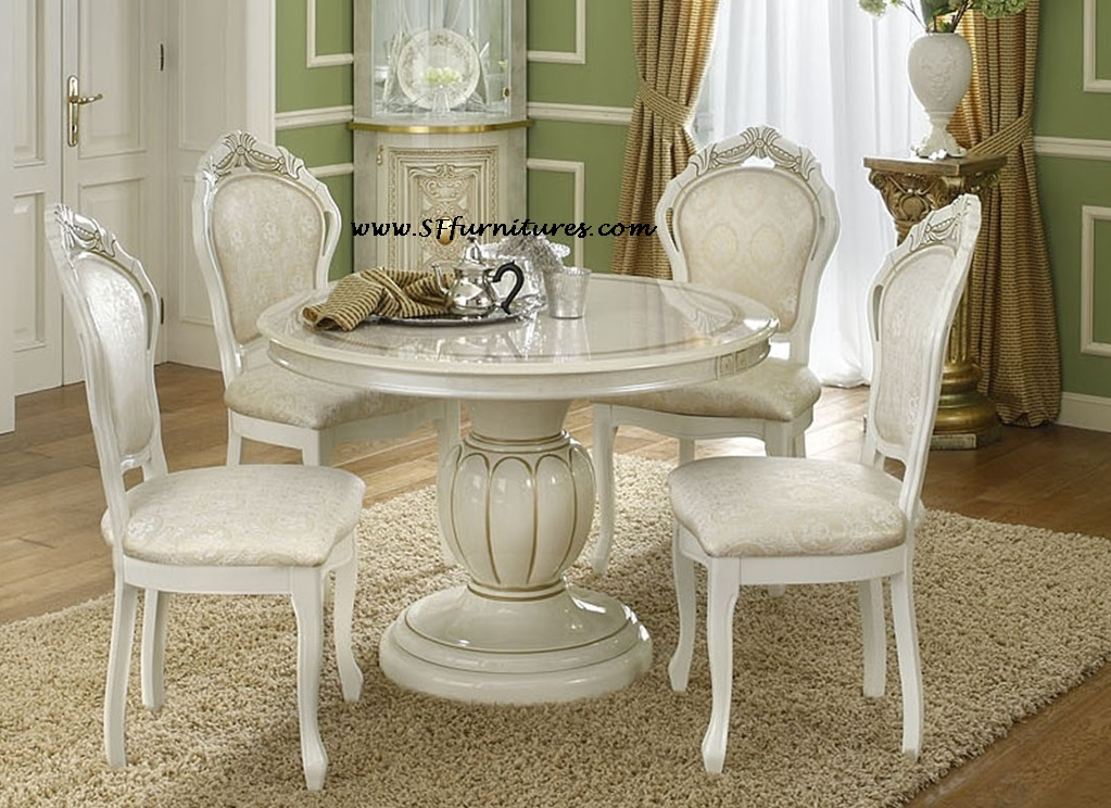 Italian Dining Table Sets Amazing Italian Dining Table With Clic ...
